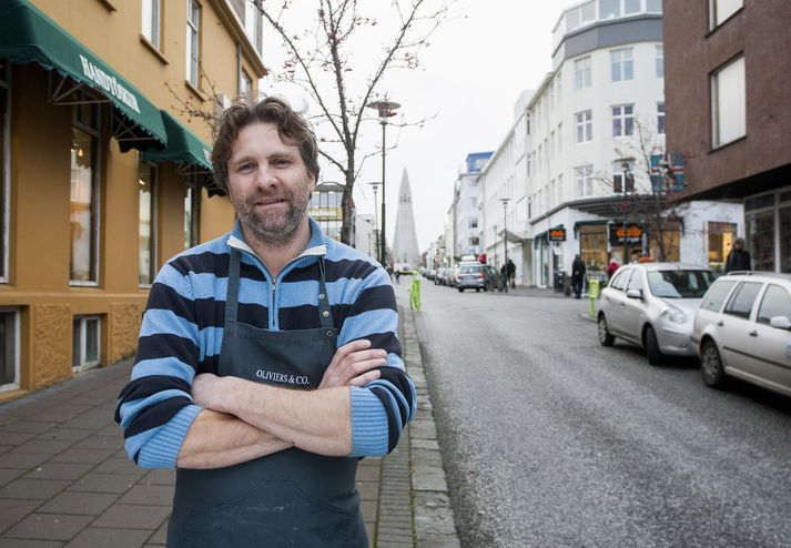 Jóhann Jónsson, eigandi Ostabúðarinnar.