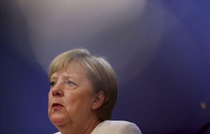Merkel gefur lítið fyrir útskýringar Sáda á andláti Khashoggi og krefst frekari svara.