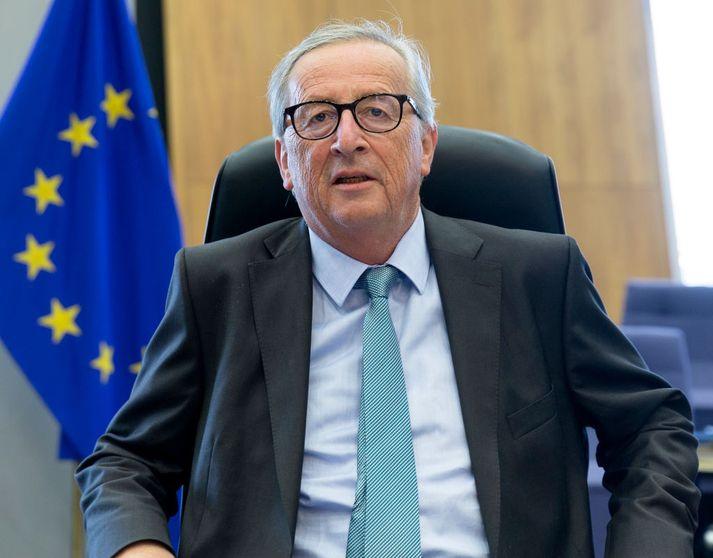 Jean-Claude Juncker er forseti framkvæmdastjórnar Evrópusambandsins. Hann lætur brátt af störfum.