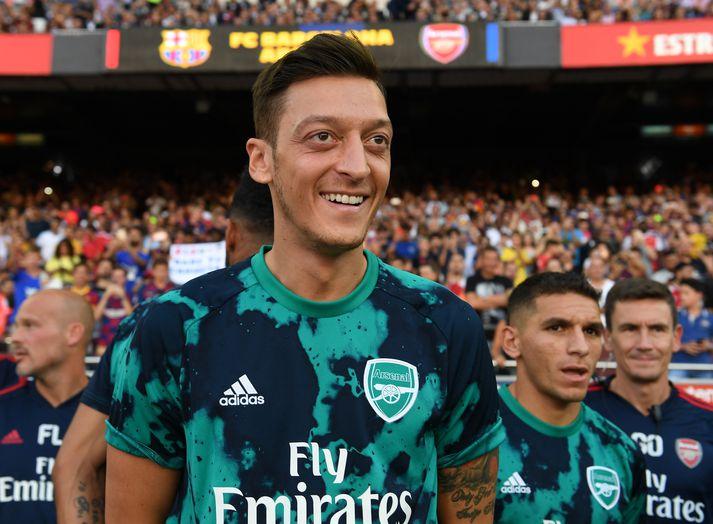 Mesut Özil gæti verið á leið til Bandaríkjanna.