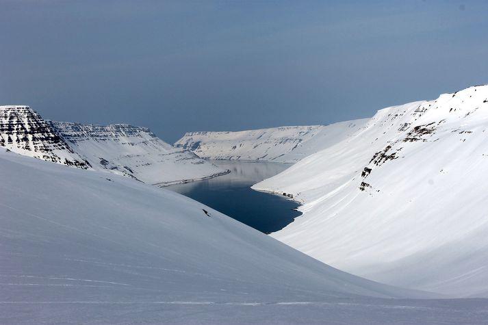 Enn eru Flateyrarvegur og vegurinn á milli Súðavíkur og Ísafjarðar lokaðir vegna snjóflóðahættu.