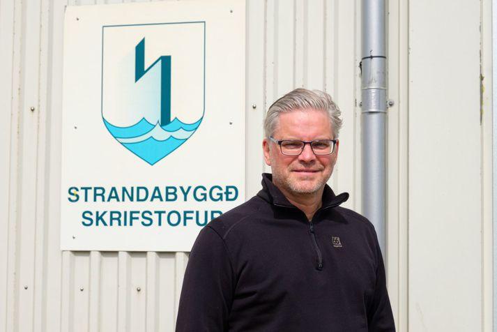Þorgeir Pálsson, fyrrverandi sveitarstjóri Strandabyggðar.