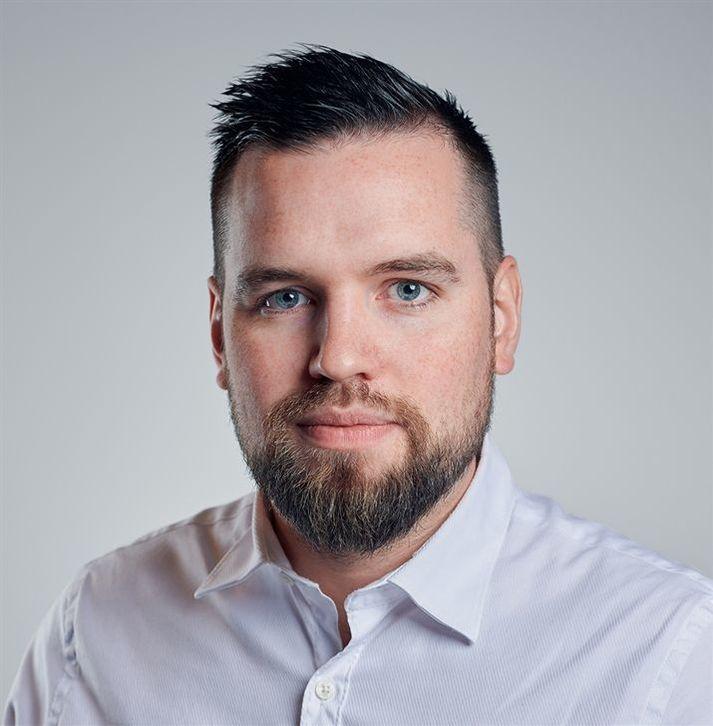 Atli Björgvinsson.