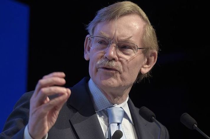 Robert Zoellick, fyrrverandi forstjóri Alþjóðabankans.