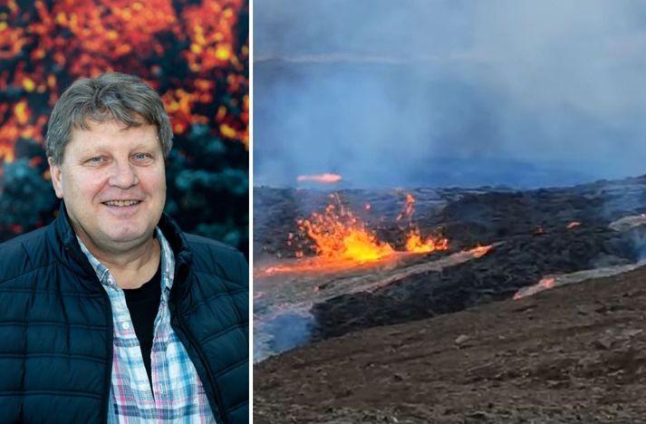 Þorvaldur Þórðarson wulkanolog