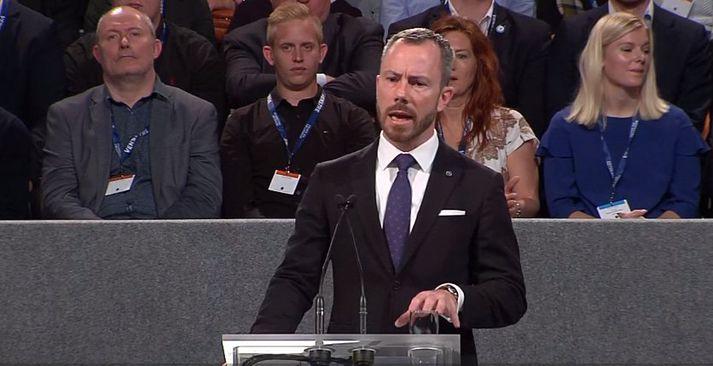 Jacob Ellemann-Jensen er af mikilli stjórnmálaætt.
