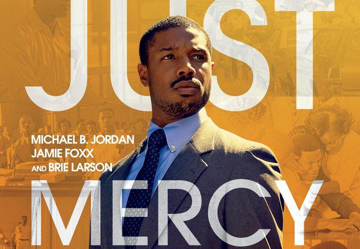 Just Mercy er nú komin í kvikmyndahús.