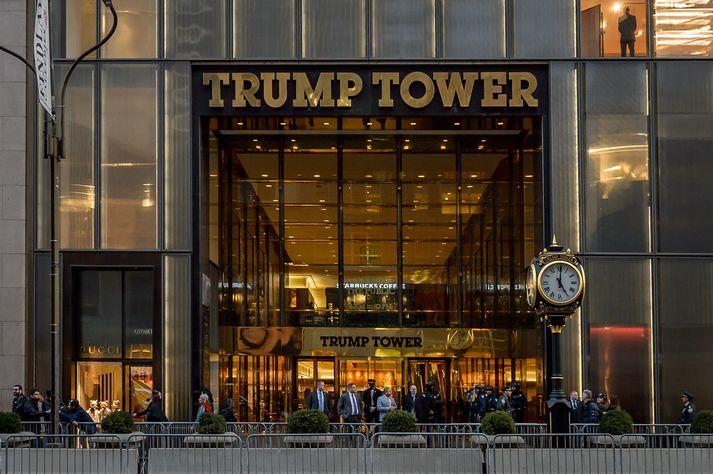 Skattaskýrslur Trump í New York myndu veita þingmönnum miklar upplýsingar um fjármál forsetans.