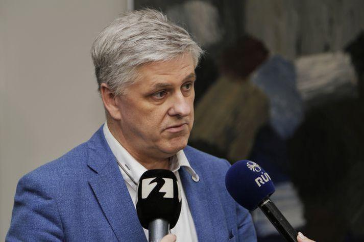 Benedikt Jóhannesson ætlar að hella sér aftur út í stjórnmálinn.