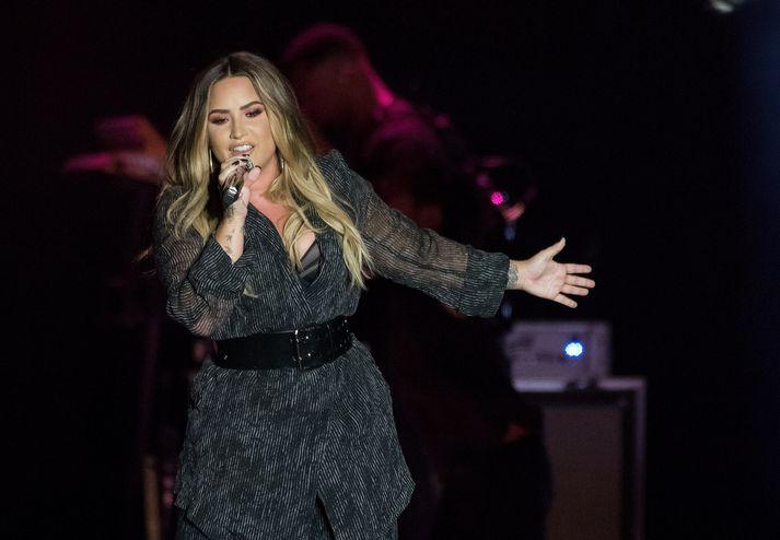 Demi Lovato segist þurfa tíma til þess að vinna í sjálfri sér og ná bata.