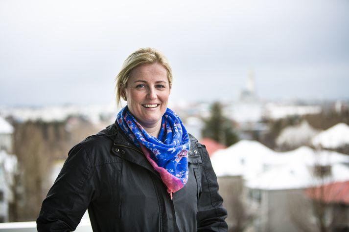 Alda Hrönn Jóhannsdóttir saksóknari hjá lögreglunni á Suðurnesjum sækir málið af hálfu ákæruvaldsins.