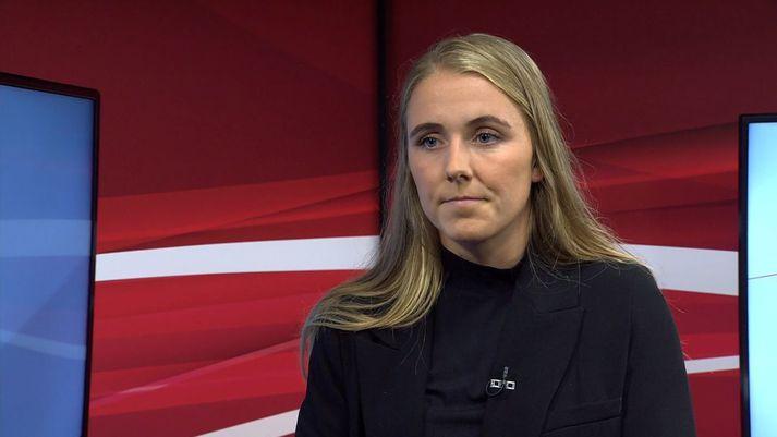 Guðrún Arnardóttir hefur skrifað undir tveggja ára samning við sænska liðið Rosengård.