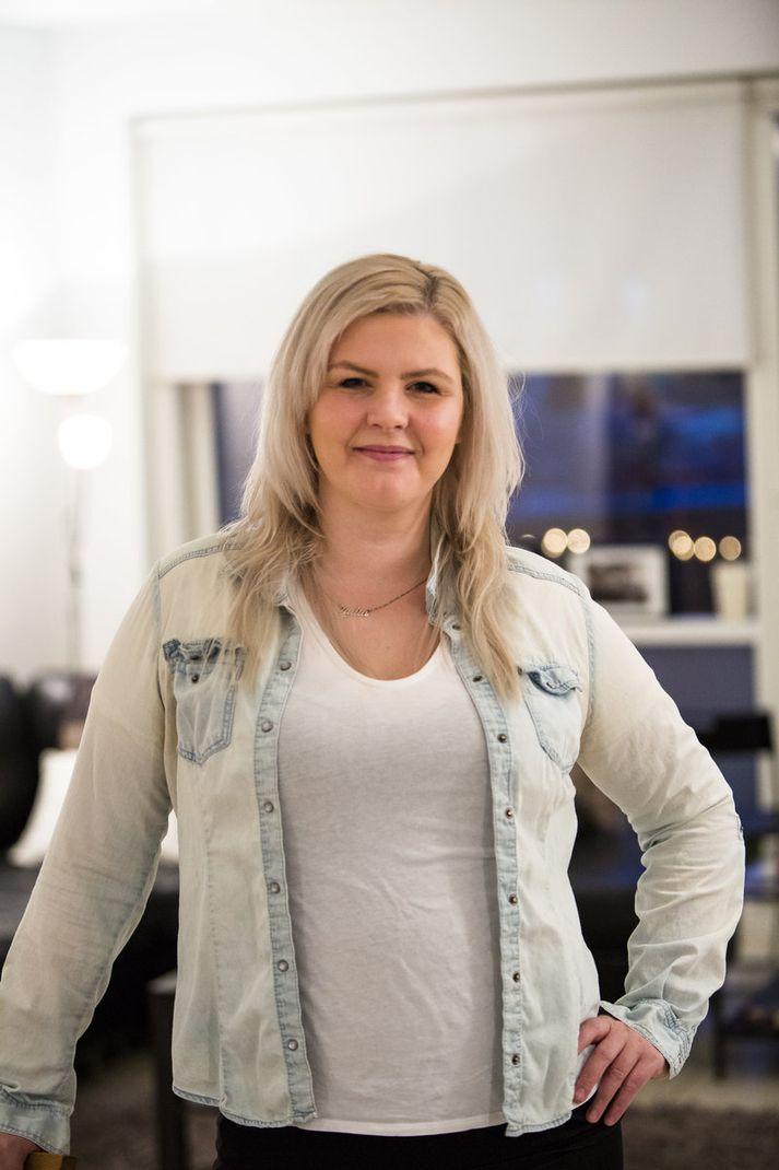 Júlía Birgisdóttir vill auka skilning á stafrænu kynferðisofbeldi.