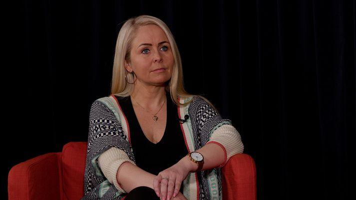 Ína Lóa Sigurðardóttir framkvæmdastjóri Sorgarmiðstöðvarinnar
