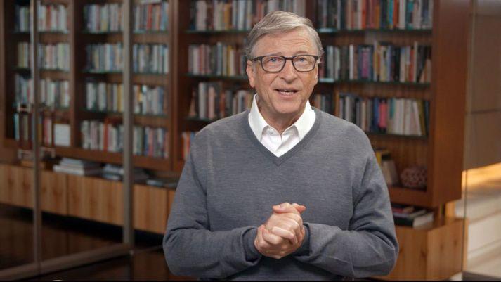 Bill Gates mælir með fimm bókum til að lesa í sumar.