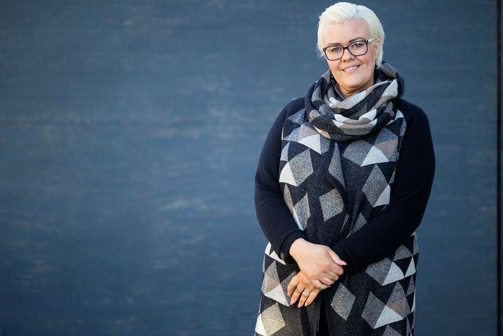 Thelma Sjöfn Hannesdóttir.