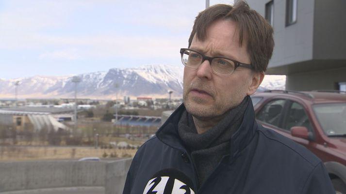 Ketill Sigurjónsson, lögfræðingur og sérfræðingur um orkumál, rekur ráðgjafafyrirtækið Askja Energy.