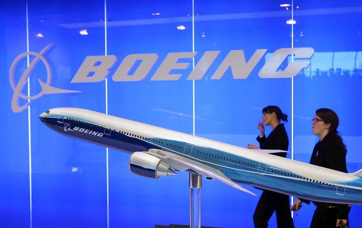 Boeing hefur unnið að uppfærslu á hugbúnaði Max-vélanna eftir tvö mannskæð flugslys.