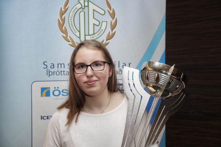 Bergrún Ósk Aðalsteinsdóttir.