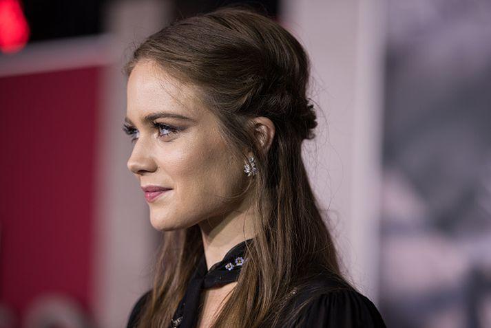 Hera Hilmarsdóttir er svo sannarlega á uppleið.