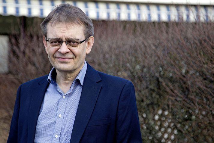 Sigurður Guðjónsson, forstjóri Hafrannsóknarstofnunar, sagði í samtali við fréttastofu í gær að uppsagnirnar tengdust skipulagsbreytingum.