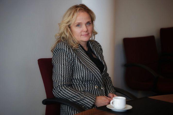 Kristín Edwald er formaður Landskjörstjórnar.