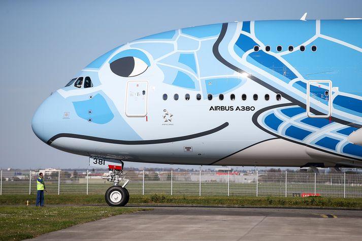 Deilurnar snúast um niðurgreiðslur til evrópska flugvélaframleiðandans Airbus sem Bandaríkjastjórn telur ólögmætar.