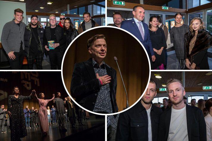Kvikmyndin Lof mér að falla sýnir raunverulegan heim fíkla á Íslandi.
