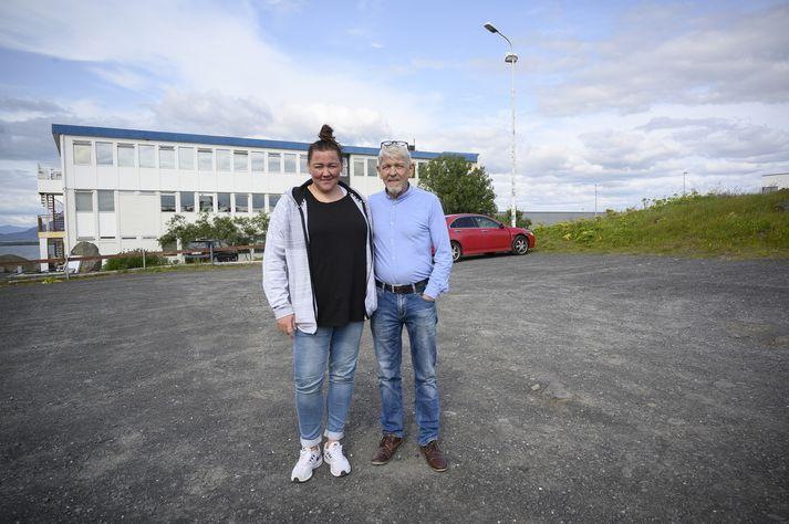 Ólafur Haukur og Elín Arna settu Draumasetið á laggirnar árið 2013. Fréttablaðið/Sigtryggur Ari