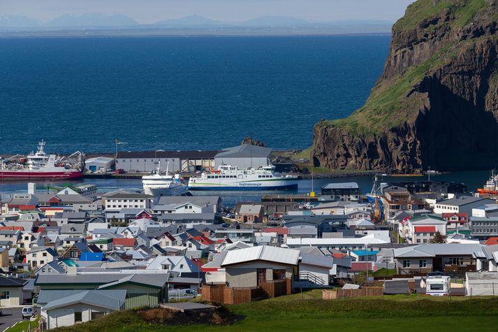 Áreitnin átti sér stað á þjóðhátíð í Vestmannaeyjum í ágúst árið 2018.