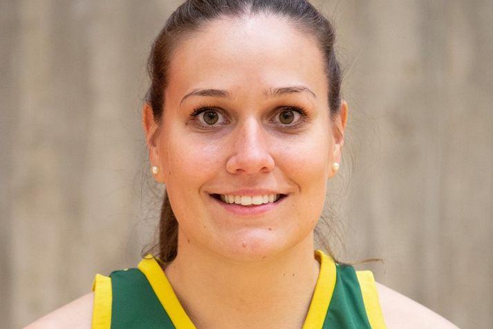 Sigrún Sjöfn Ámundadóttir.