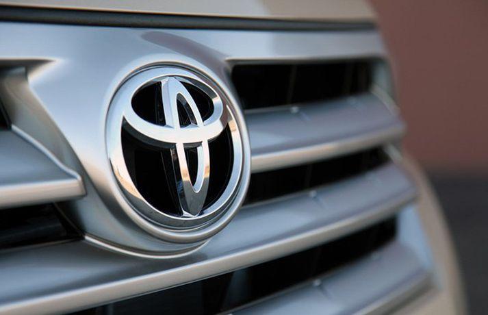 Toyota reiknar með 80% samdrætti í hagnaði.