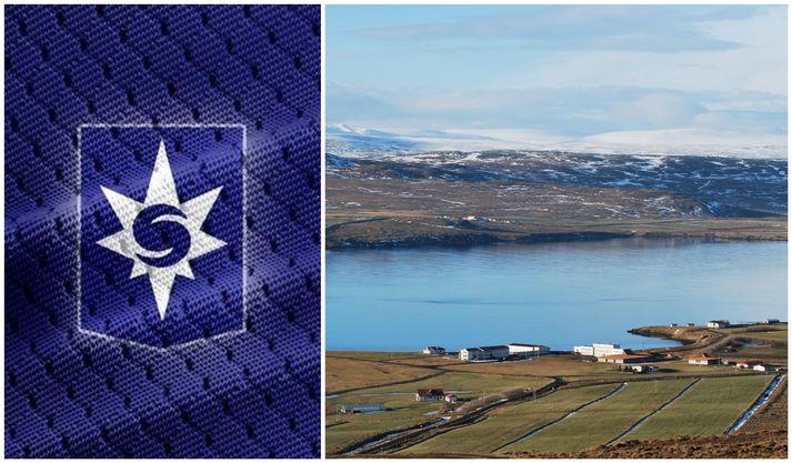 Stjörnustelpur fóru í æfingaferð á Reyki í Hrútafirði.