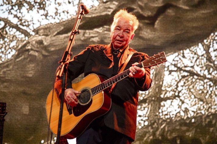 John Prine vann tvívegis til Grammy-verðlauna.
