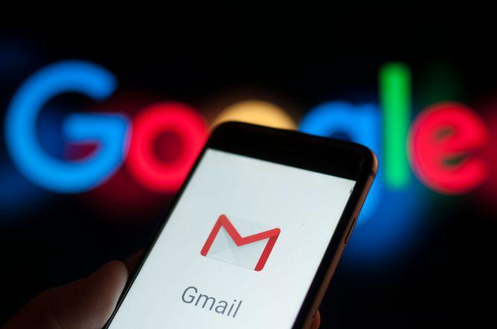 Gmail er vinsælasta tölvupóstþjónusta heims.