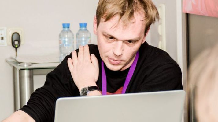 Ivan Golunov.