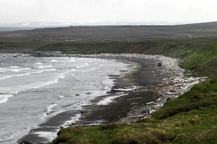 Uppi eru hugmyndir um stórskipa- og olíuþjónustuhöfn í Finnafirði.