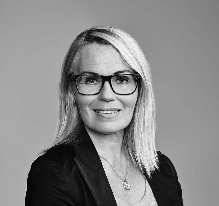 Guðný Björg Hauksdóttir.