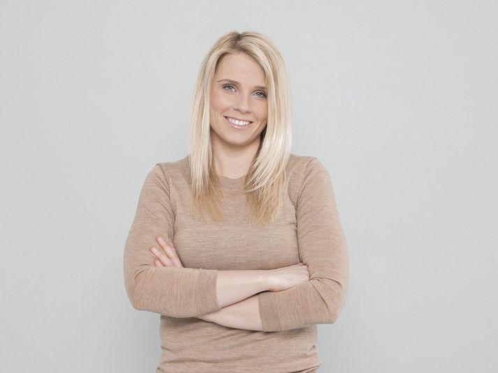 Jóhanna Margrét Gísladóttir.