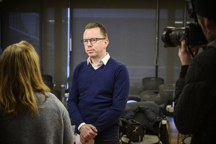 Tæplega þúsund myndu taka þátt i aðgerðum VR.