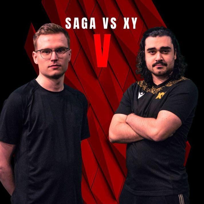 SAGA vs XY 08.10.21