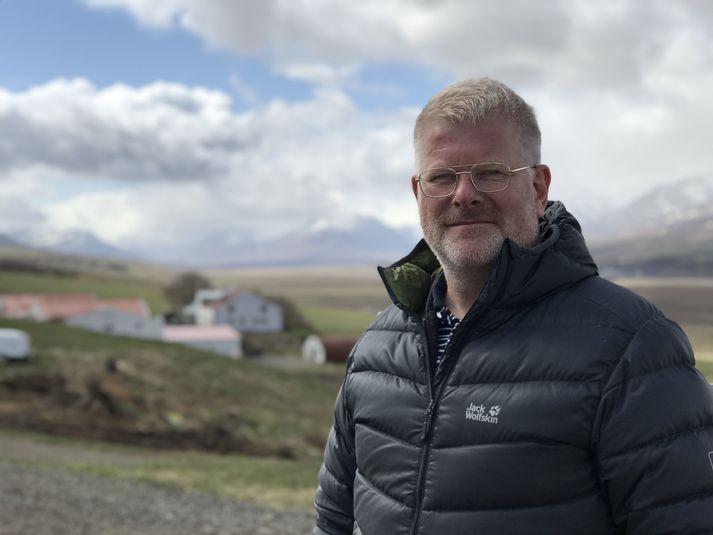 Karl Jónsson er verkefnastjóri Matarstígsins.