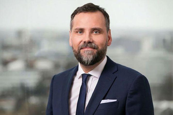 Stefán Þór Bjarnason, framkvæmdastjóri Arctice Finance.