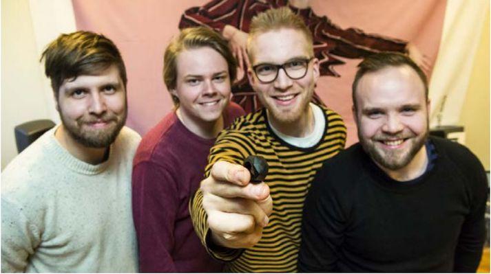 Eftir þriggja ára vinnu fer fyrsta vara Genki Instruments að detta á markað á næstu vikum.