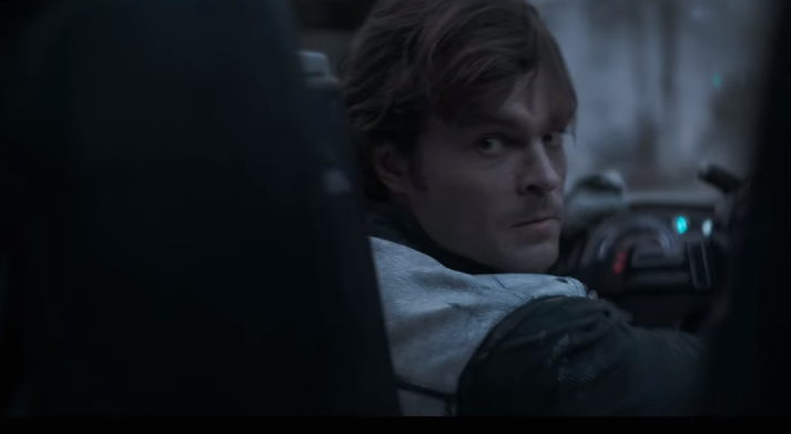 Alden Echrenreich mun leika ungan Han Solo í þessari mynd