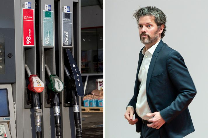 Dagur og félagar í borgarstjórn ætla að fækka bensínstöðvum innan borgarmarka um helming.