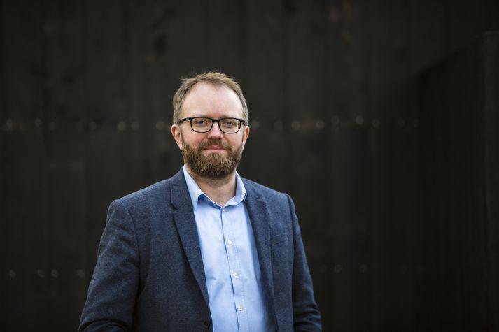 Guðmundur segir að gervigreind geri fyrirtæki betri.