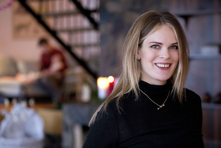 Björt Ólafsdóttir, framkvæmdastjóri og fyrrverandi umhverfisráðherra.