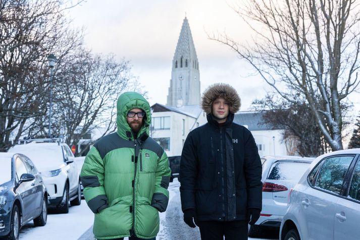Reykjavík GPS var gangsett á Listahátíð í Reykjavík 2018. Verkefnið var ekki það fyrsta sem bræðurnir Úlfur og Halldór Eldjárn hafa unnið saman, en áður unnu þeir t.a.m. saman að verkefninu Strengjakvartettinn endalausi ásamt hönnuðinum Sigurði Oddssyni.