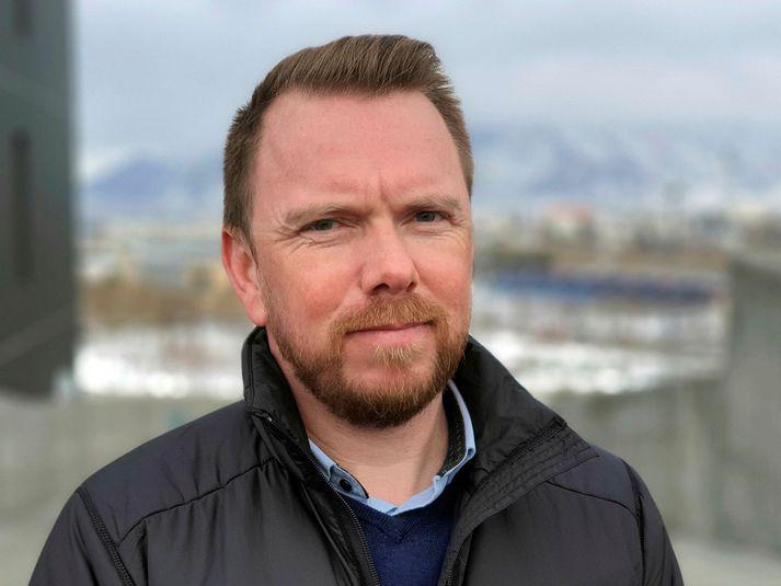 Ragnar Þór Ingólfsson er formaður VR.